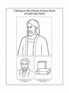 I Belong To The Church Of Jesus Christ Flip Chart Nursery Manual Page 107 I Belong To The Church Of Jesus