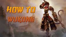 Malvorlagen Lol Wukong How To Wukong A Detailed League Of Legends Guide