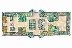 Free Gardening Plans Raised Bed Gardening Plans Kitchen Garden Plan And Plant