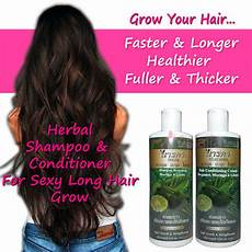 hair growth shoo conditioner fast grow anti loss