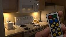 brilliant evolution wireless led puck light for