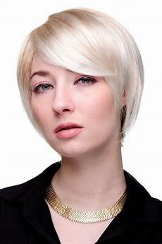 frisuren damen eigenes foto damen per 252 cke cool blond kurz scheitel