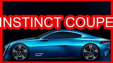 Peugeot Coupe 2019 by Photoshop 2017 Peugeot Instinct Coupe Concept New 2019