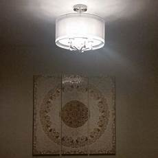 Caliari 18 Wide Brushed Nickel 5 Light Ceiling Light Pin On S Favorites