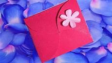 Diy Birthday Party Invitations 4 Fold Birthday Party Invitation Card Diy Paper Craft