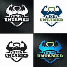 Fitness Logo Design 70 Fitness Logos For Personal Trainers Gyms Amp Yoga Studios