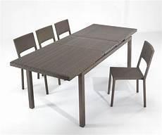 tavolo in rattan sintetico tavolo rattan sintetico allungabile