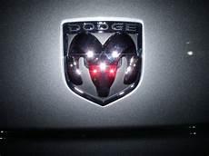 Lighted Dodge Ram Tailgate Emblem Ram Head Led Dodgeforum Com