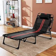 mecor outdoor folding bed folding cing cot portable
