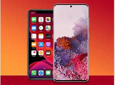 Samsung Galaxy S20 vs Apple iPhone 11: Which is best?   Stuff