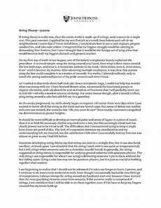 Samples Of College Essays Real College Essay 1