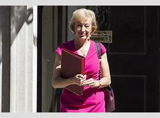 Andrea Leadsom Photos Photos   Theresa May Chairs Her