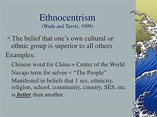 Ethnocentrism Examples Ppt Prejudice And Stereotyping Powerpoint Presentation