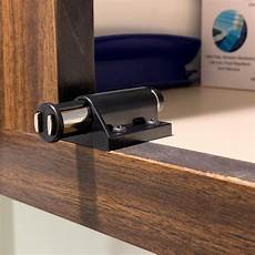 magnetic cabinet furniture door touch push to open latch