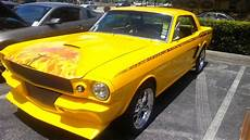 1965 ford mustang custom vintage classic hot rod