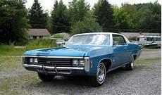 69 Chevy Impala Lights 427 And A 4 Speed 1969 Chevrolet Impala Ss