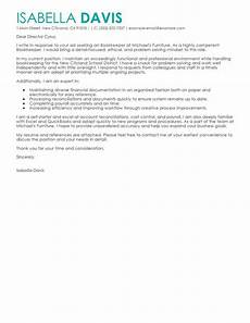 bookkeeper cover letters best bookkeeper cover letter examples livecareer