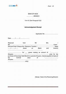 Acknowledgement Of Receipt 9 Acknowledgment Receipt Examples Pdf Examples