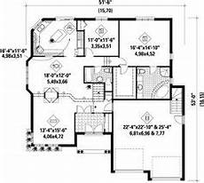 house plan 6146 00309 traditional plan 1 421 square