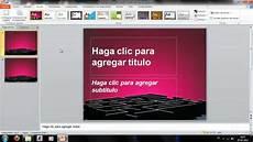 Descargar Diapositivas Como Descargar Plantillas Para Power Point 03 07 10