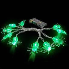 Target Halloween Spider Lights Halloween Decorative String Light 10 Leds Spider Design
