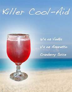 killer cool aid mixed drink recipe liquoricious