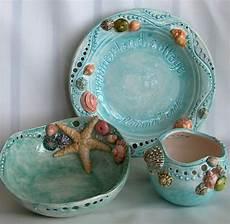 Designer Dishes Summerland Cottage Studio Seashore Ceramic Dish Designs