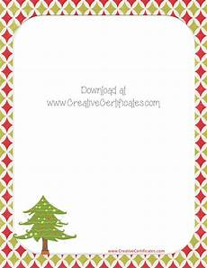 Christmas Card Borders Free Free Christmas Border Templates Customize Online Then