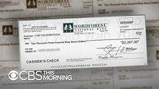How To Write A Check Fake Check Scams Quot Exploding Epidemic Quot New Report Says
