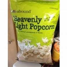 Light Popcorn Gold Emblem Abound Heavenly Light Popcorn Calories