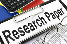 Reserach Paper How To Write An Effective Research Paper An Algorithm