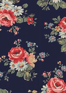 Cath Kidston Iphone Wallpaper by Cath Kidston Artworks In 2019 Floral Print Wallpaper