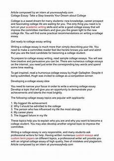 Essay Of Life Essays About Life Great College Essay