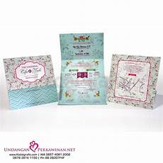 supplier kartu undangan undangan pernikahan bentuk kalender