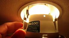 Can You Replace A Light With A Ceiling Fan How To Replace Recessed Lighting W Cover In Bathroom