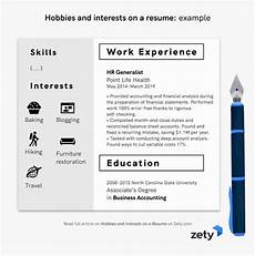 Hobbies And Interests On A Resume List Of Hobbies And Interests For Resume Amp Cv 20 Examples