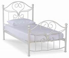 julliet metal bed frame 3ft white harvey norman ireland