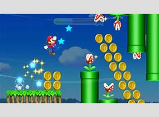 Super Mario Run now available for Android (update)   Polygon