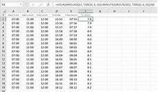 Hours Tracking Spreadsheet Time Excel Spreadsheet For Hours Worked Tracking Stack