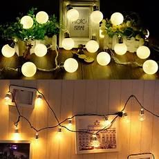 Long Solar Fairy Lights 10 20 Led Solar String Lights Led Fairy Lights Solar Lamp