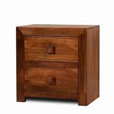 comodini in legno massello comodino etnico 2 cassetti mobili shabby chic provenzali