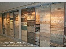 Natural Stone Vessel Sinks and Kitchen Sinks for Your Home   Tile showroom, Wood tile floors