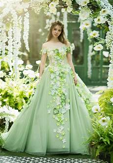 Design Your Wedding Dress Free Catch The Spring Breeze 20 Colored Wedding Dress For
