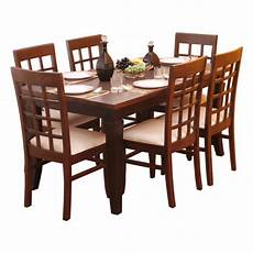 Dining Room Sofa Png Image by Sv Furniture Teak Wood 6 Seater Dinning Table Rs 24000