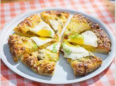 Breakfast for Dinner Pizza Recipe   Food Network