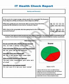 It Report Template 20 It Report Templates Free Sample Example Format