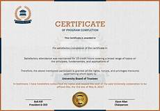 Professional Award Certificate Design A Certificate Of Award Completion Duplicate Or