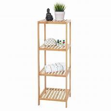 scaffale bagno scaffale arredo bagno akita legno bambu versione a scelta