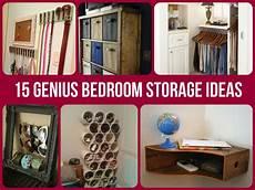Bedroom Storage Ideas 15 Genius Bedroom Storage Ideas