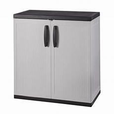 plastic black free standing cabinets garage cabinets